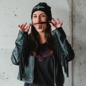 RedKartal_Shirt_schwarz_Woman